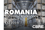 Romania Industrial MarketView Q3 2019