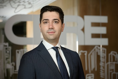 CBRE recruits new talent, Mihai Pătrulescu, to lead the Investment Properties department