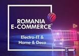 Romania E-commerce, Electro - IT and Home & Deco, 2020